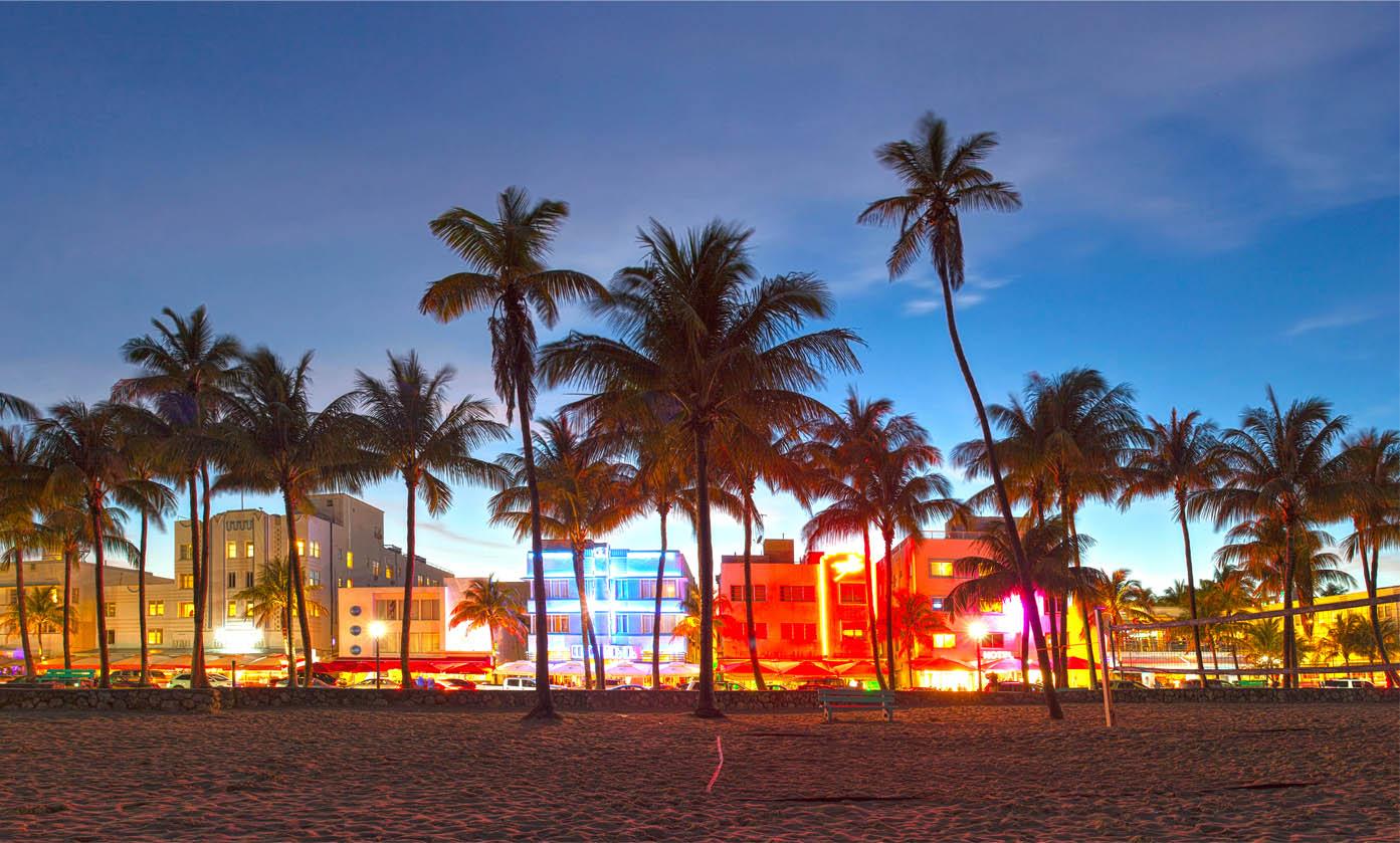Floridan Miami ja sen Beachit – kokemisen arvoiset